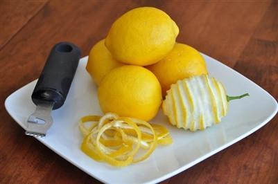 Organic Lemon Peel 4 oz 1