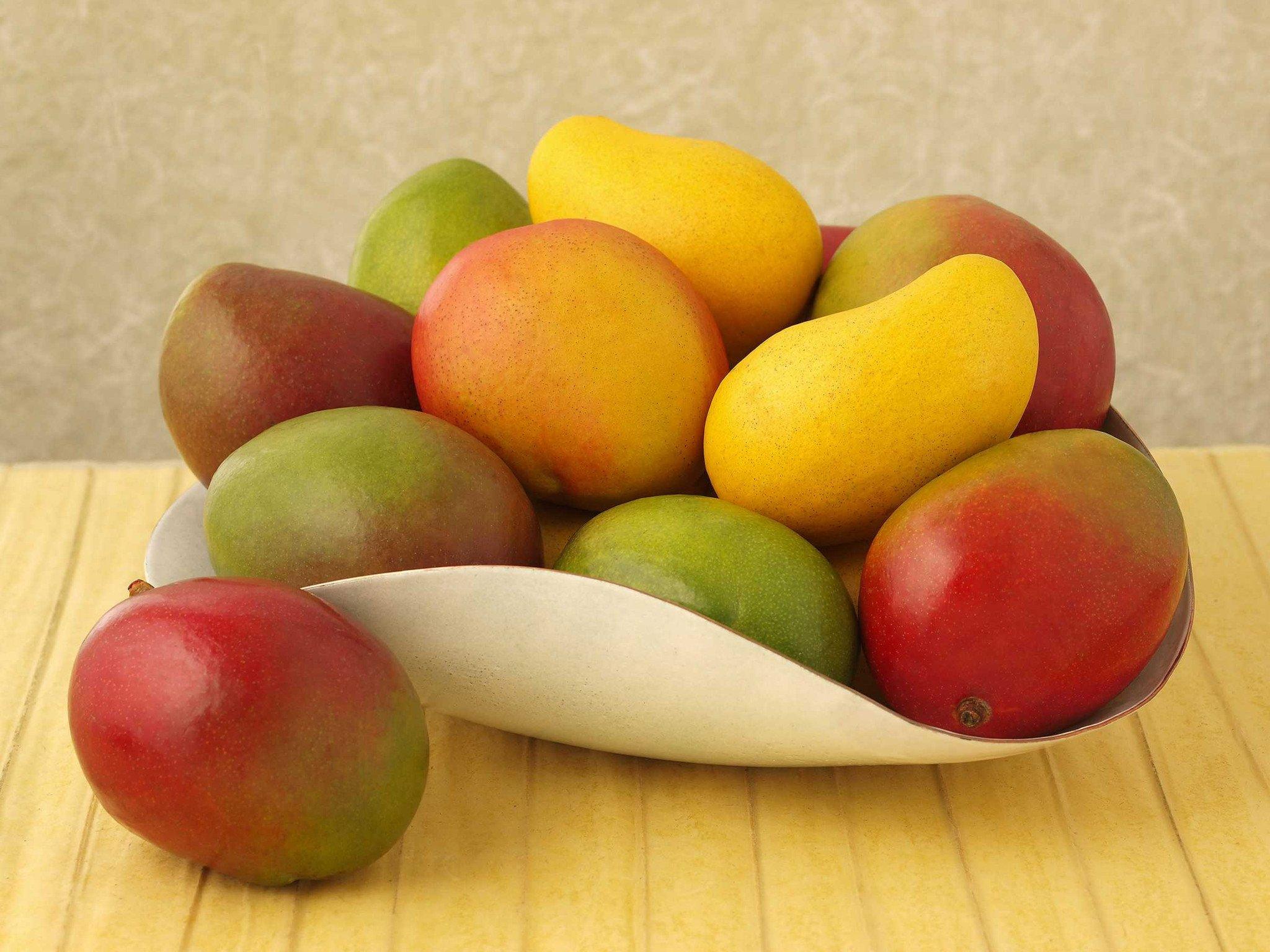 Organic Mango Powder 4 oz 1